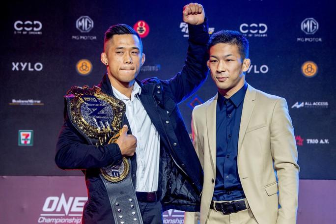 Martin Nguyễn nóng lòng bảo vệ đai vô địch thế giới trước thách thức người Nhật Bản - Ảnh 6.