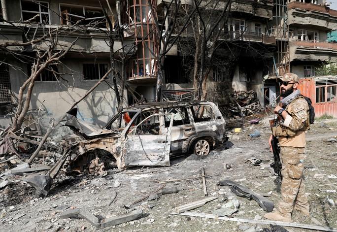 Thông tin gây sốc về thương vong dân thường ở Afghanistan - Ảnh 1.