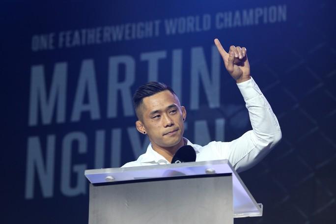 Martin Nguyễn nóng lòng bảo vệ đai vô địch thế giới trước thách thức người Nhật Bản - Ảnh 3.
