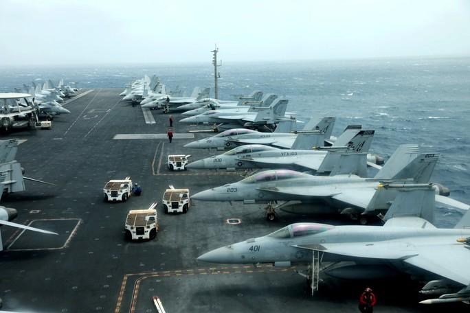 Nga và Iran sắp tập trận chung ở eo biển Hormuz - Ảnh 2.