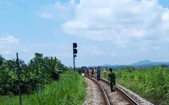 Tài xế tàu hỏa bất ngờ ngã xuống đất tử vong khi tàu đang chạy - Ảnh 1.