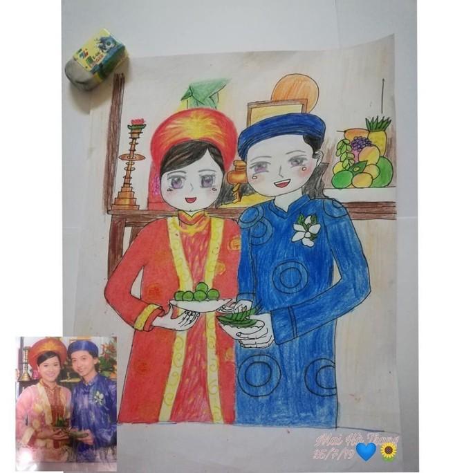 Lâm Vỹ Dạ hạnh phúc vì tâm thư yêu thương của Hứa Minh Đạt - Ảnh 2.