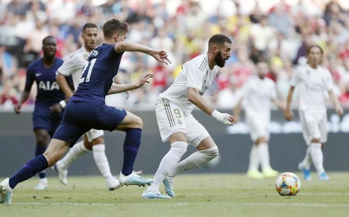 Real Madrid trắng tay trước Tottenham, mất vé chung kết Audi Cup - Ảnh 3.