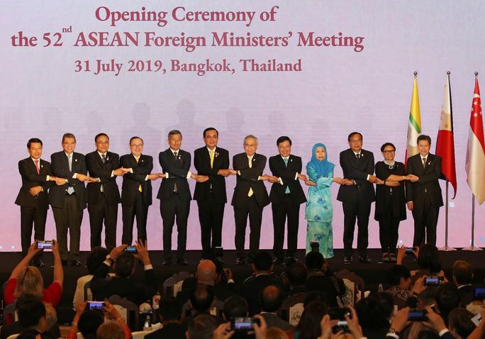 ASEAN và vấn đề nổi cộm trên biển Đông - Ảnh 1.
