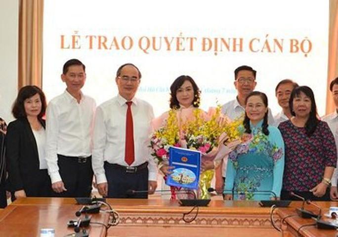 Ủy ban Thường vụ Quốc hội chuẩn y Phó Chủ tịch HĐND TP HCM - Ảnh 1.