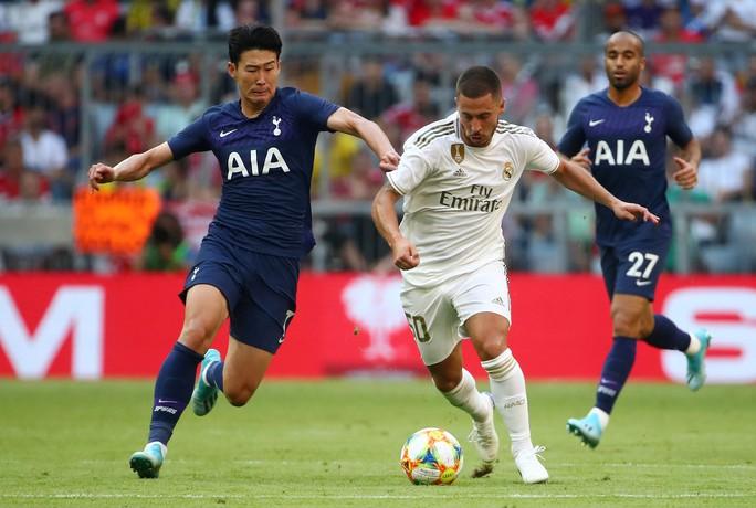 Real Madrid trắng tay trước Tottenham, mất vé chung kết Audi Cup - Ảnh 2.