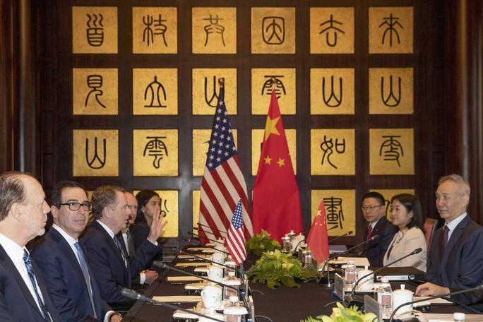 Đàm phán thương mại Mỹ-Trung kết thúc không có hậu - Ảnh 1.