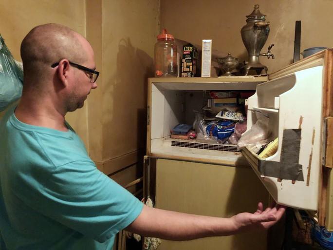 Phát hiện xác ướp trẻ sơ sinh trong tủ lạnh hàng chục năm - Ảnh 1.