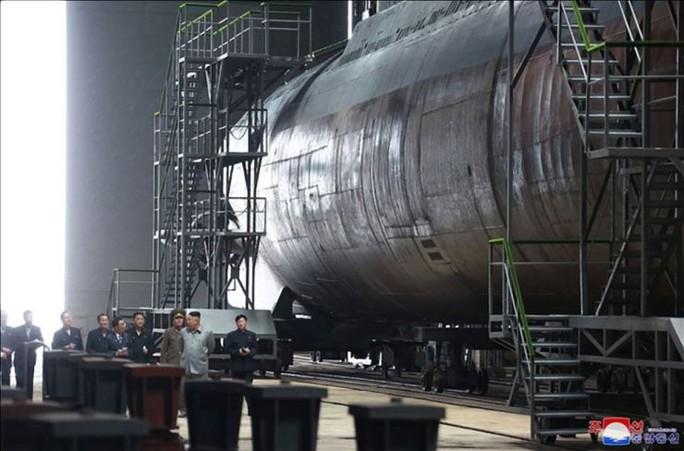 """Tàu ngầm mới của Triều Tiên """"xịn"""" cỡ nào? - Ảnh 1."""