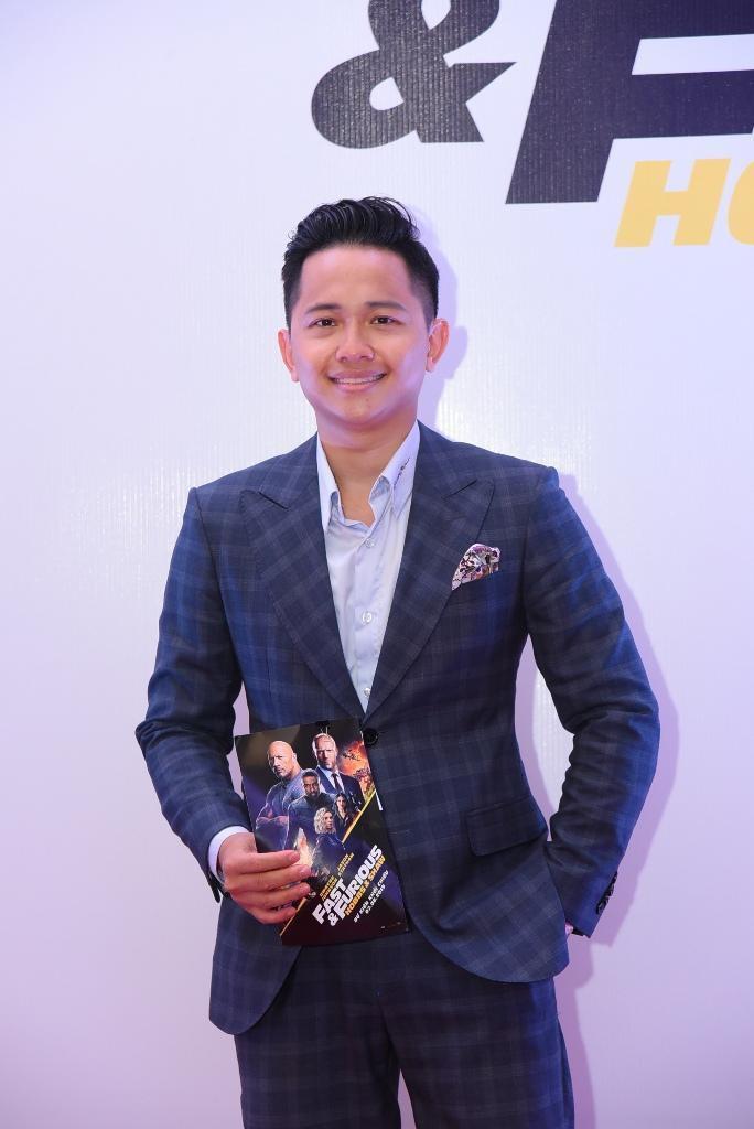 Sao Việt đọ sắc tại buổi ra mắt phim bom tấn của The Rock - Ảnh 14.