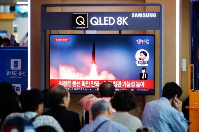 Triều Tiên, căng thẳng thương mại phủ bóng Hội nghị ASEAN - Ảnh 1.