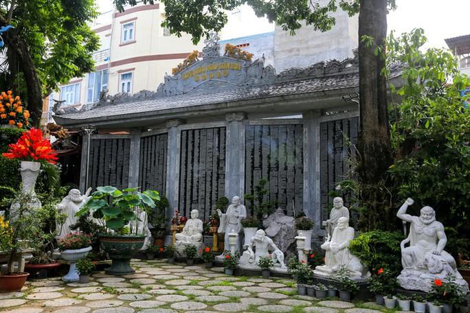 Điều ít người biết về ngôi chùa trong con hẻm trên đường Thích Quảng Đức - Ảnh 12.