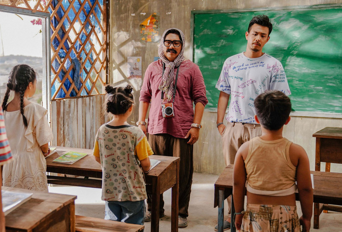 Phim Việt kể nhiều hơn câu chuyện xã hội - Ảnh 2.