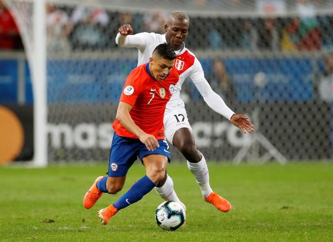 Peru gây sốc, loại ĐKVĐ Chile, vào chung kết Copa America 2019 - Ảnh 12.