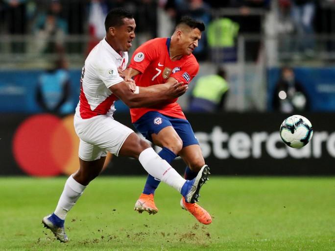 Peru gây sốc, loại ĐKVĐ Chile, vào chung kết Copa America 2019 - Ảnh 10.