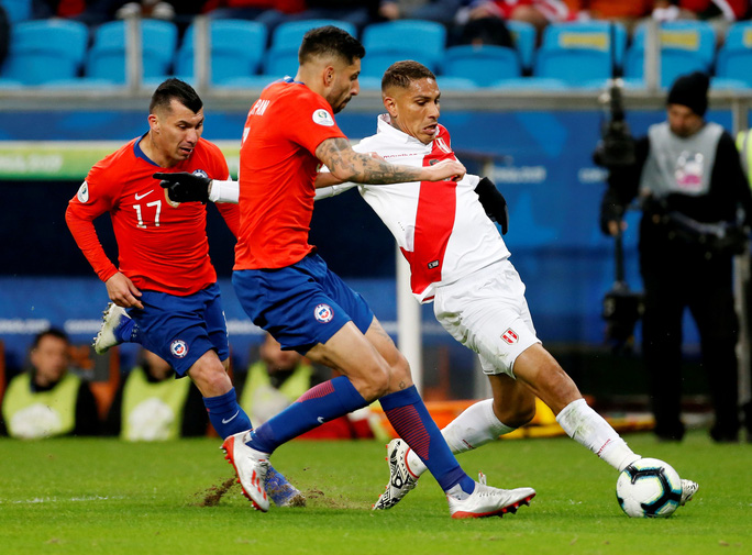 Peru gây sốc, loại ĐKVĐ Chile, vào chung kết Copa America 2019 - Ảnh 6.