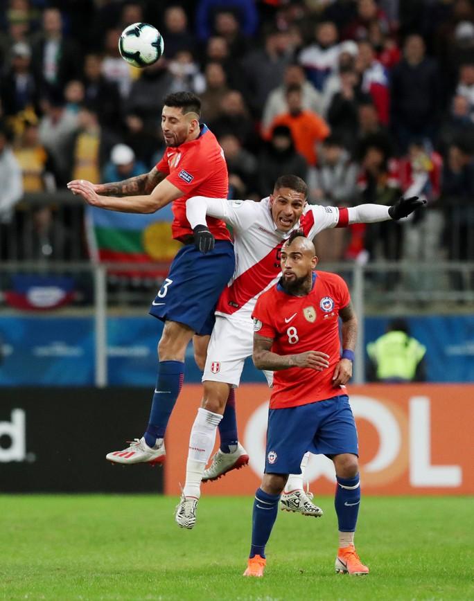Peru gây sốc, loại ĐKVĐ Chile, vào chung kết Copa America 2019 - Ảnh 5.