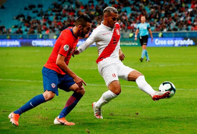 Peru gây sốc, loại ĐKVĐ Chile, vào chung kết Copa America 2019 - Ảnh 1.