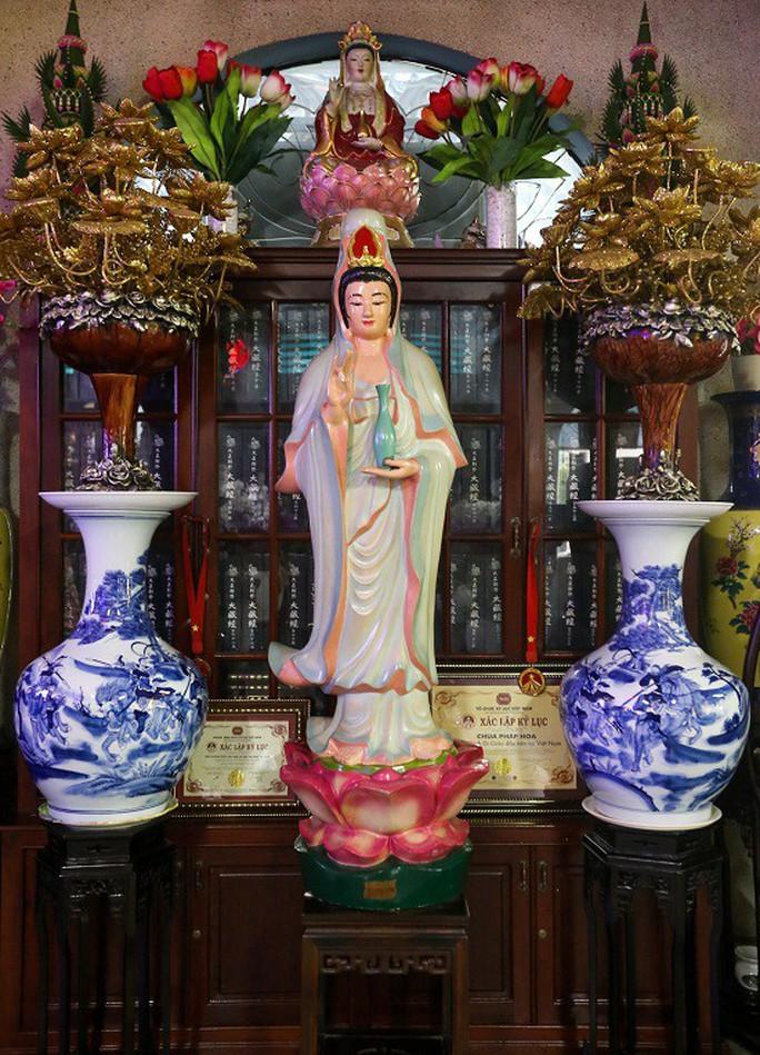 Điều ít người biết về ngôi chùa trong con hẻm trên đường Thích Quảng Đức - Ảnh 5.