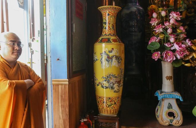 Điều ít người biết về ngôi chùa trong con hẻm trên đường Thích Quảng Đức - Ảnh 6.
