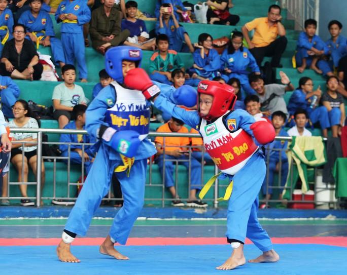 Vovinam Ai Cập học tập mô hình tổ chức giải đấu của Việt Nam - Ảnh 1.