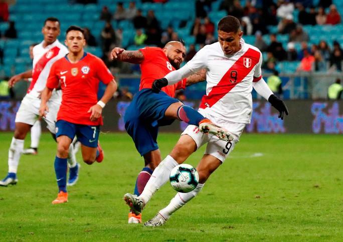 Kẻ hủy diệt Peru đại náo Copa America - Ảnh 1.