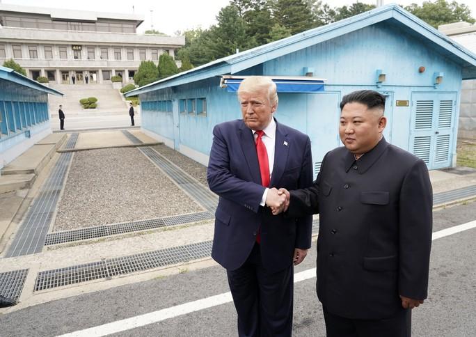 Vừa thượng đỉnh xong, Triều Tiên công kích đáp trả Mỹ - Ảnh 1.