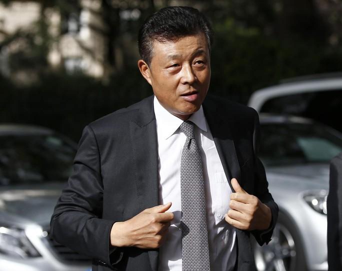 Anh triệu đại sứ Trung Quốc do phát ngôn về Hồng Kông - Ảnh 2.