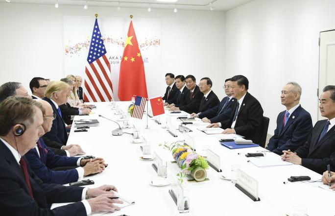 """Trung Quốc đòi Mỹ dỡ thuế, dọa trả đũa nếu """"lật lọng"""" - Ảnh 1."""