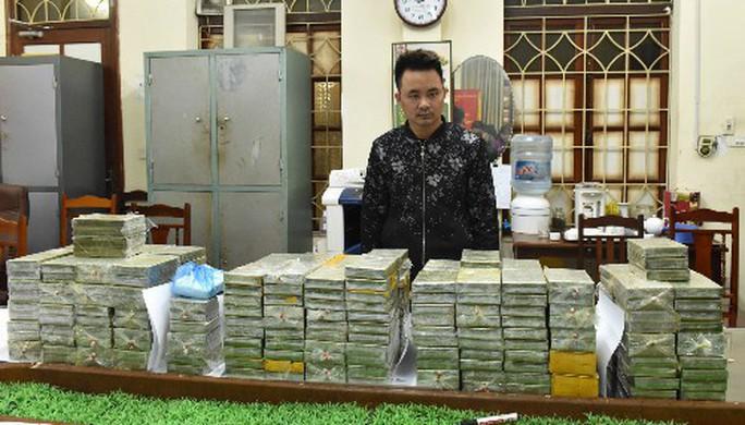 Truy tố ông trùm đường dây ma tuý gần 100 tỉ đồng - Ảnh 1.