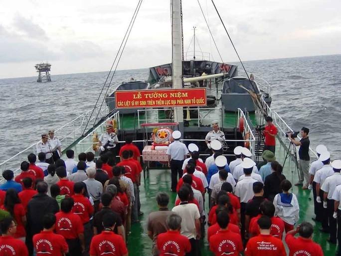 DK1 - 30 năm chủ quyền trên biển - Ảnh 2.