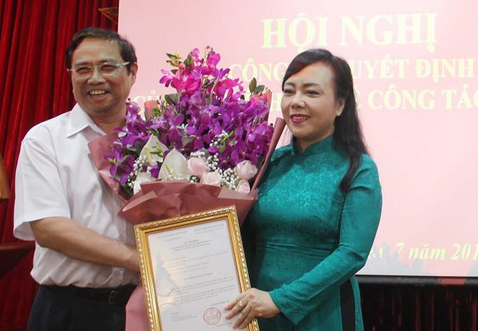 Bộ trưởng Nguyễn Thị Kim Tiến giữ chức Trưởng Ban Bảo vệ sức khỏe Trung ương - Ảnh 1.
