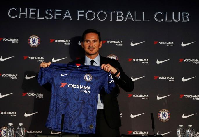Lampard nhậm chức HLV trưởng Chelsea, Buffon gia nhập Juventus - Ảnh 2.