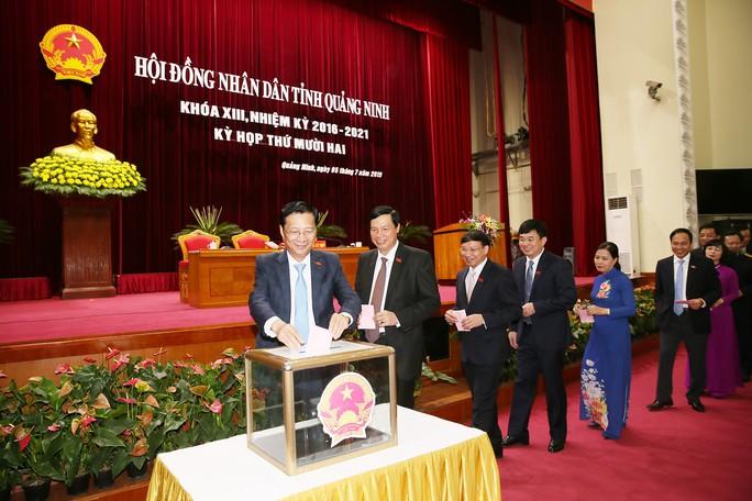 Quảng Ninh có tân Chủ tịch UBND và HĐND tỉnh - Ảnh 1.