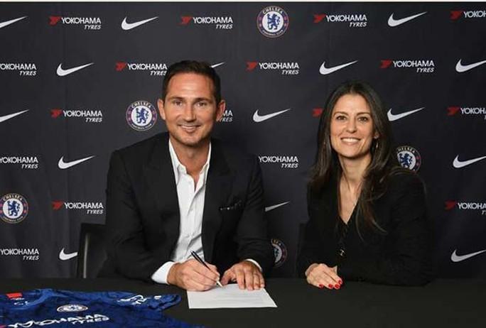 Lampard nhậm chức HLV trưởng Chelsea, Buffon gia nhập Juventus - Ảnh 1.