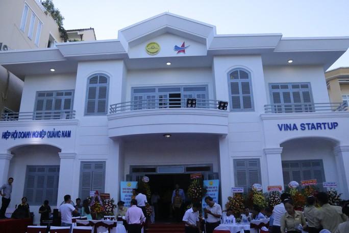 Hiệp hội Doanh nghiệp Quảng Nam có trụ sở mới khang trang - Ảnh 3.