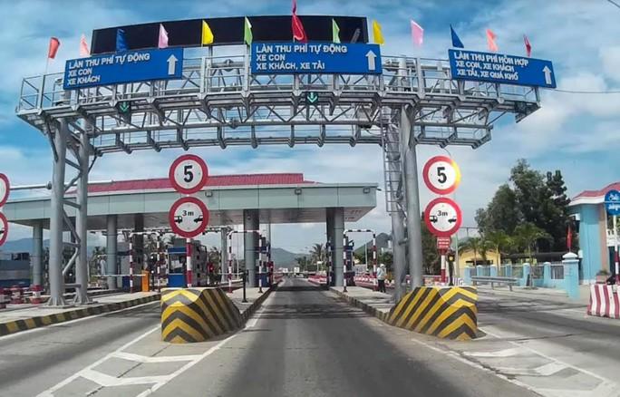 Dừng thu phí Trạm BOT Cam Thịnh từ 10-7 - Ảnh 1.