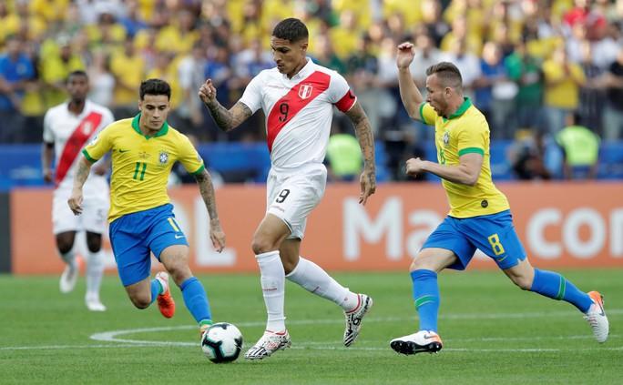 Brazil đang đến ngôi vương - Ảnh 1.