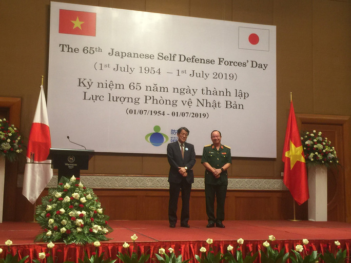 Thúc đẩy hợp tác quốc phòng Việt – Nhật - Ảnh 1.