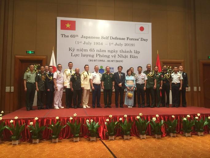 Thúc đẩy hợp tác quốc phòng Việt – Nhật - Ảnh 2.