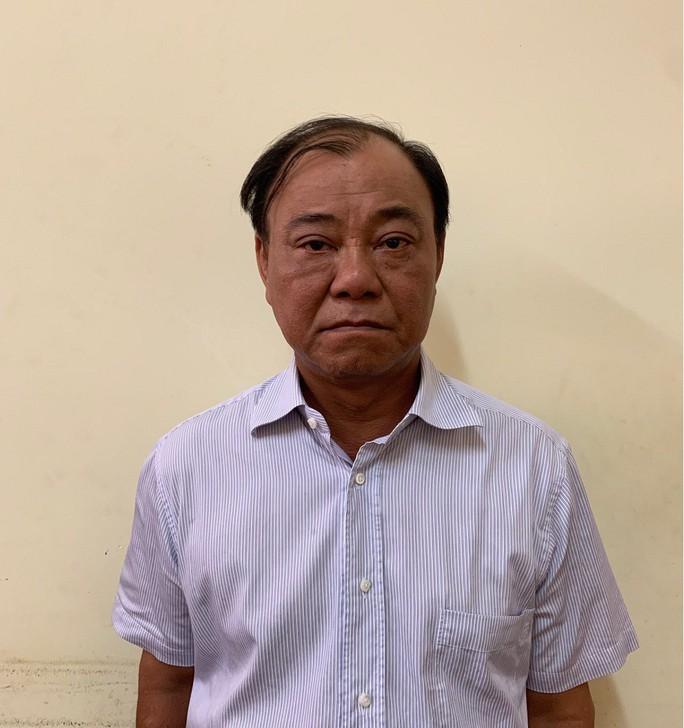 Bắt giam ông Lê Tấn Hùng, nguyên Tổng giám đốc SAGRI - Ảnh 2.