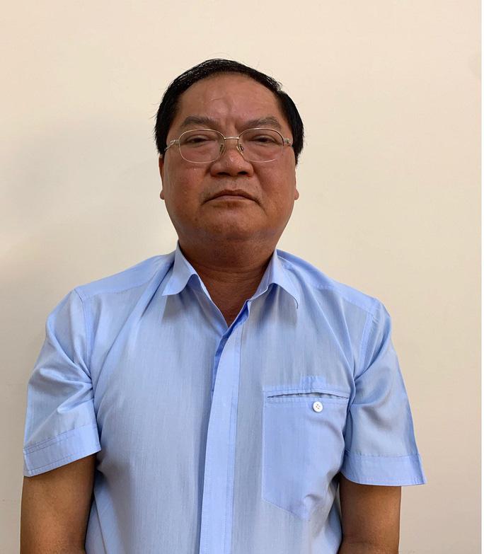 Bắt giam ông Lê Tấn Hùng, nguyên Tổng giám đốc SAGRI - Ảnh 3.