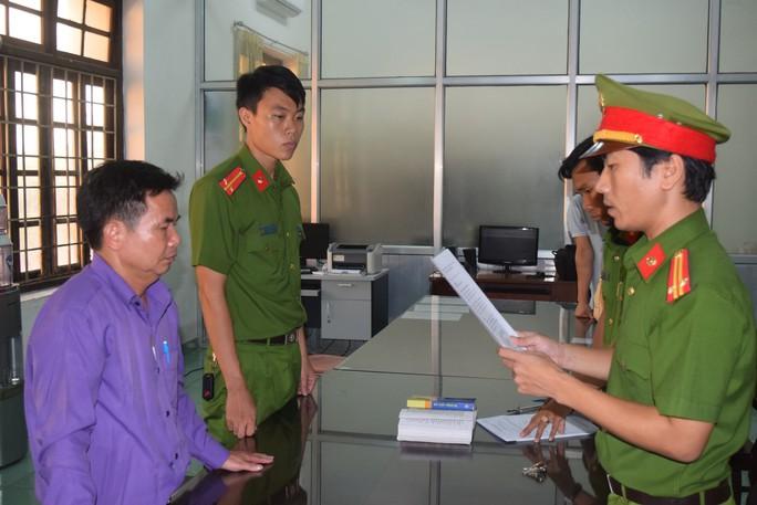 Phá chuyên án hợp thức hóa cát lậu cực lớn tại Thừa Thiên - Huế - Ảnh 1.