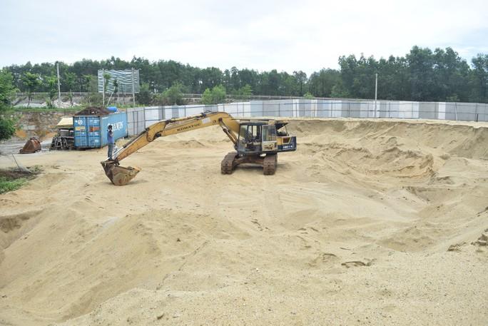 Phá chuyên án hợp thức hóa cát lậu cực lớn tại Thừa Thiên - Huế - Ảnh 3.