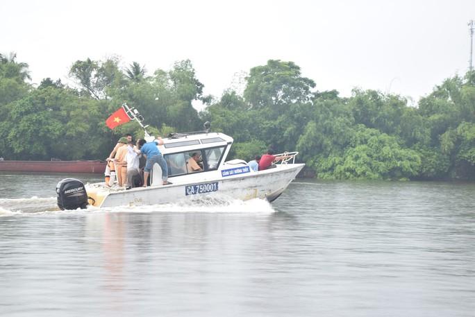 Phá chuyên án hợp thức hóa cát lậu cực lớn tại Thừa Thiên - Huế - Ảnh 4.