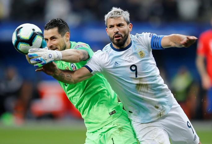 Messi nhận thẻ đỏ, Argentina giành hạng 3 Copa America - Ảnh 12.