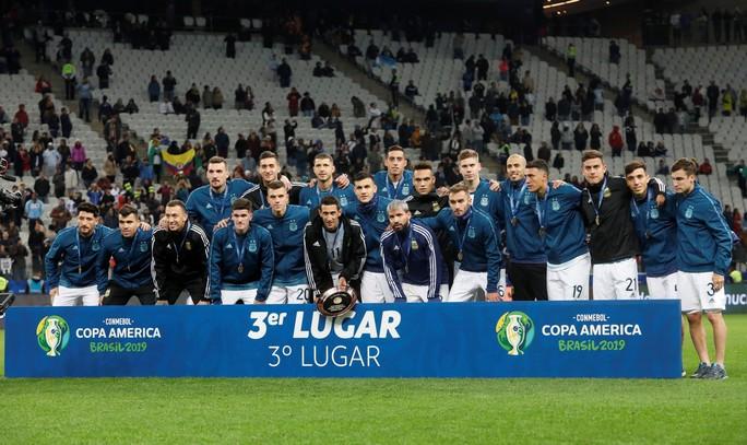 Bỏ Copa America, Argentina sang châu Âu dự Nations League? - Ảnh 2.