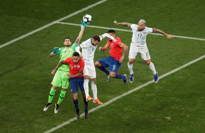 Messi nhận thẻ đỏ, Argentina giành hạng 3 Copa America - Ảnh 2.