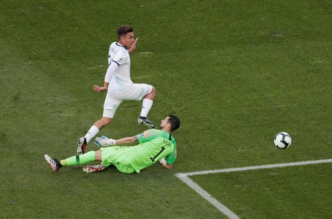 Messi nhận thẻ đỏ, Argentina giành hạng 3 Copa America - Ảnh 4.
