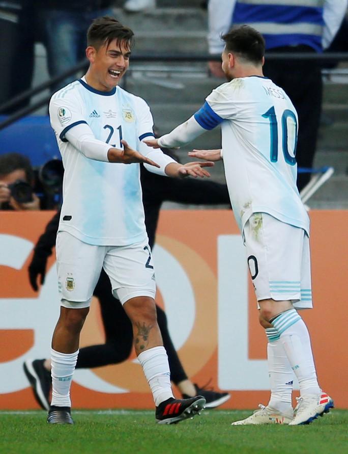 Messi nhận thẻ đỏ, Argentina giành hạng 3 Copa America - Ảnh 5.